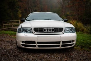 Could This Equipped Audi S Pull - 2002 audi s4