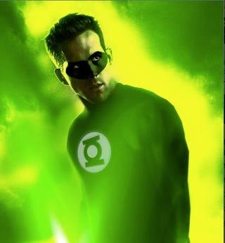 Illustration for article titled Green Lantern's Oscar-Winning Ring-Bearers