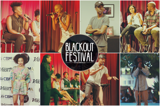Images from the Blackout Music and Film Festival, Saturday August 29th 2015 in Los AngelesBlackout Music and Film Festival