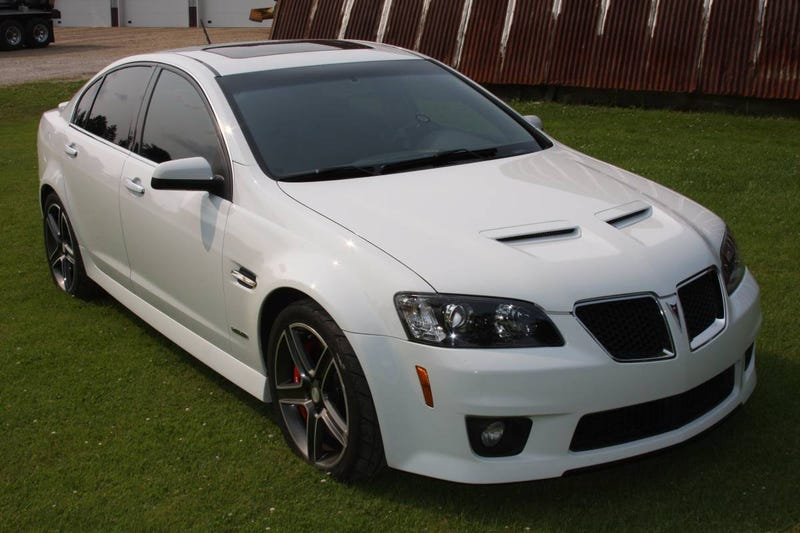 For $50,000, Could This 800WHP 2009 Pontiac G8 GXP Have You Saying G ...