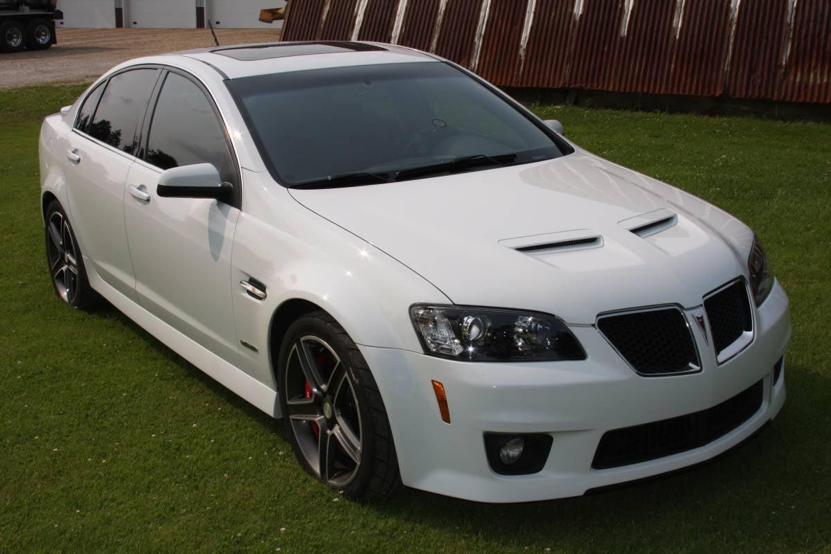 for 50 000 could this 800whp 2009 pontiac g8 gxp have you saying g rh jalopnik com pontiac g8 gt 6 speed manual for sale Pontiac G8 GT Body Kit