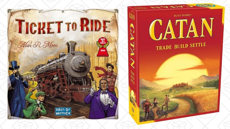Illustration for article titled Here Are a Few More Board Games On Sale, If You Didn't Get Enough Yesterday