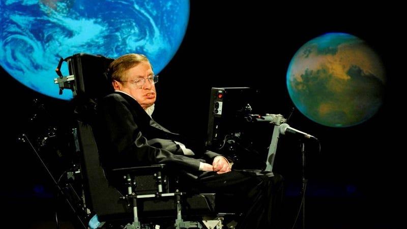 Illustration for article titled Stephen Hawking: la tecnología acabará con la humanidad si no colonizamos antes otros planetas