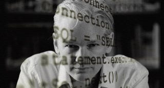 Illustration for article titled Bruce Sterling on Wikileaks and the future of dissidents