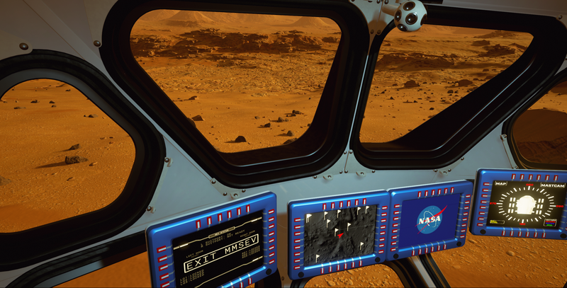 Illustration for article titled MARS 2030 Immersive VR Experience Takes Viewers Inside Human Mission to Mars -- Coming to PC, VR, Platforms and Consoles July 2017