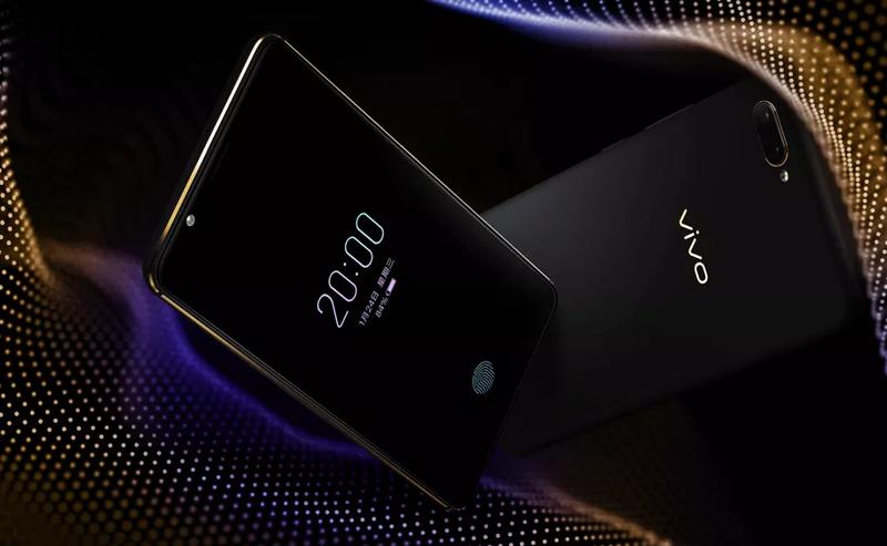 Illustration for article titled El primer smartphone con el lector de huellas directamente bajo la pantalla ya está aquí, y no es Samsung ni Apple