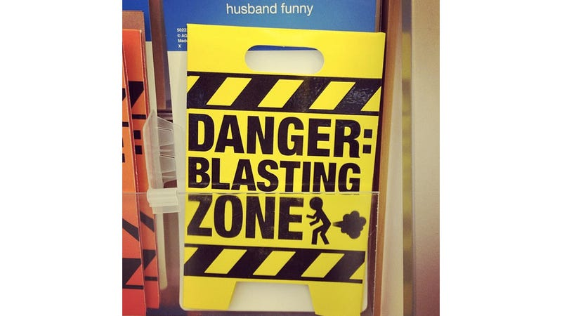 Illustration for article titled Great 'Husband Funny' Card, or Greatest 'Husband Funny' Card?