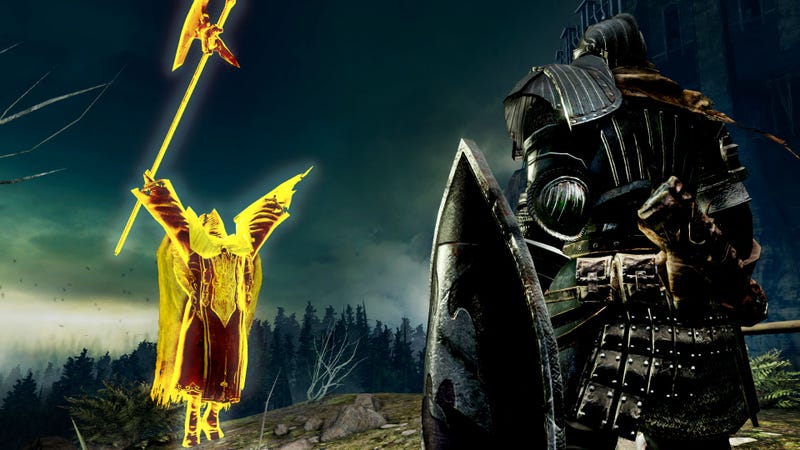 Illustration for article titled What's Really Fun About Dark Souls II