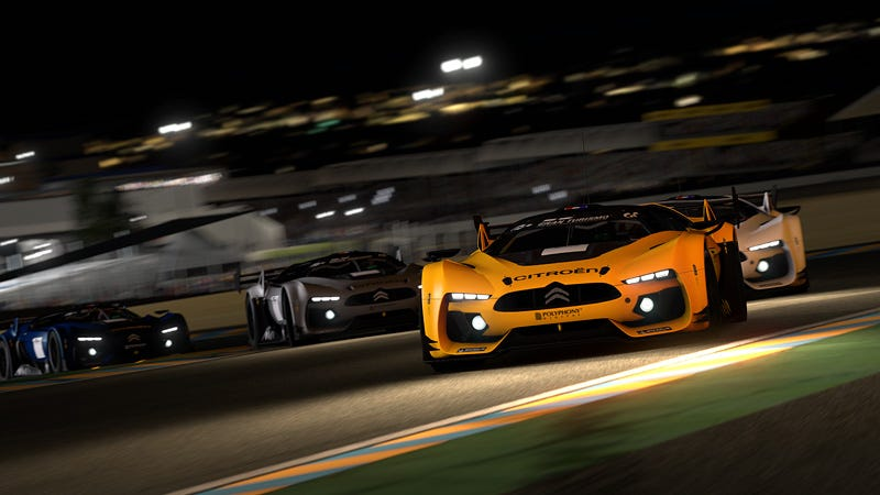 Illustration for article titled Gran Turismo 5 Mega-Patch Is Racing To Your PS3