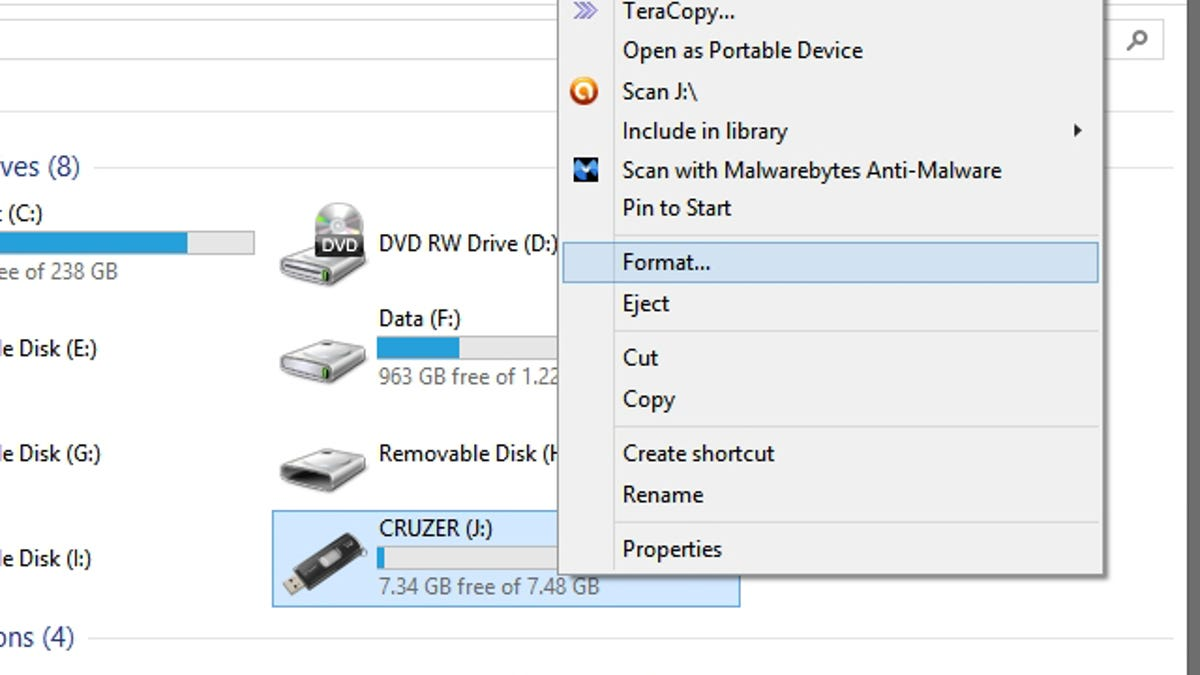 How to Erase and Format a Hard Drive