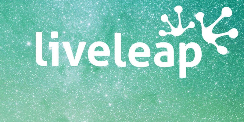 Illustration for article titled LiveLeap Review