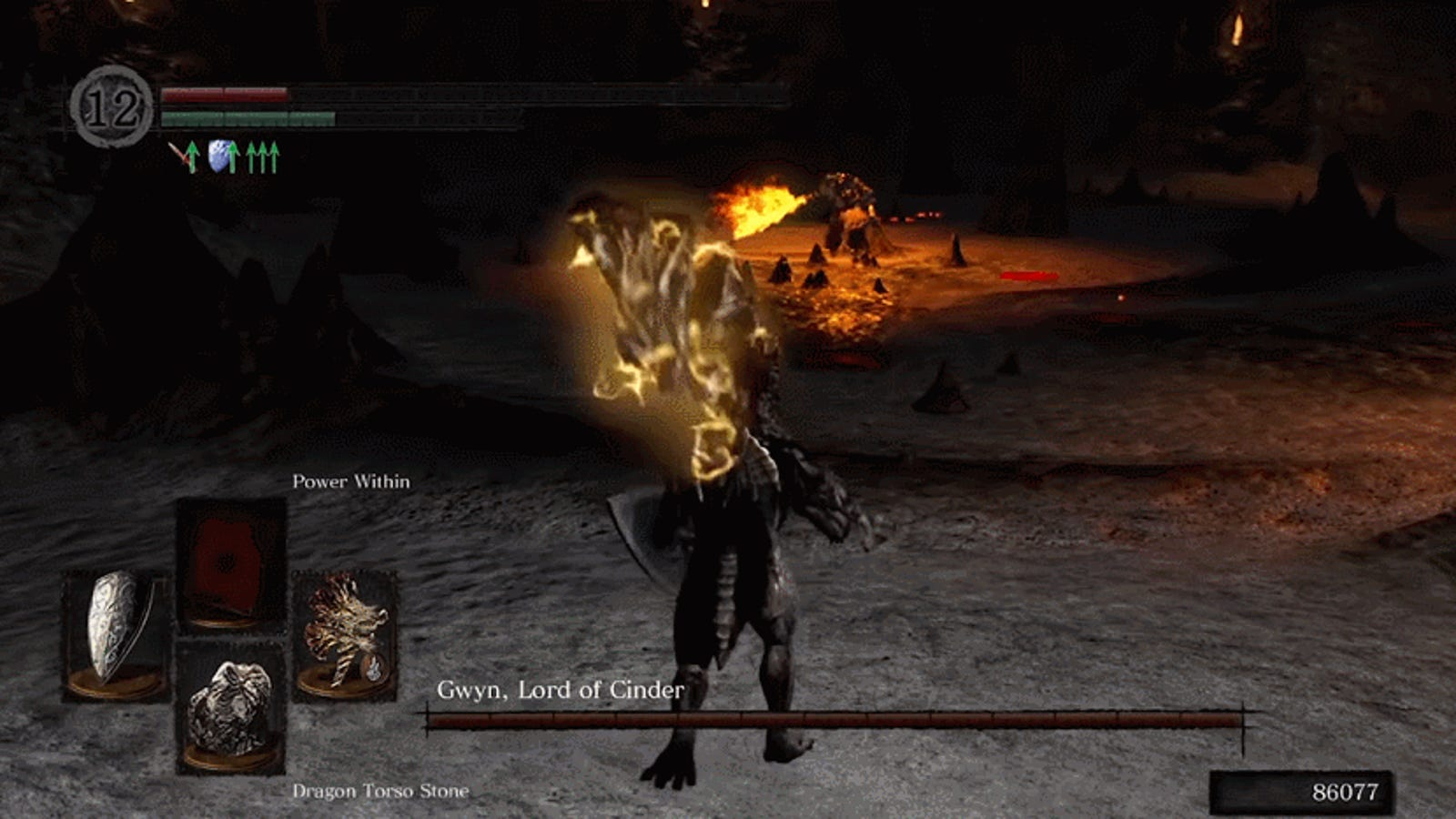Defeating The Final Boss Of Dark Souls In One Hit Is Satisfying