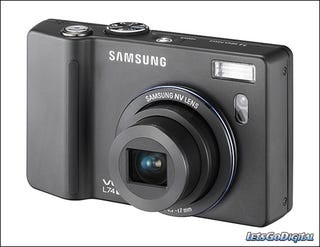 Illustration for article titled Samsung L74 Includes Wide-Angle Lens, Touchscreen