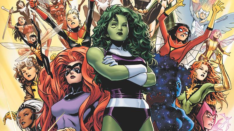 Illustration for article titled Los creadores de Agents of SHIELD quieren hacer una nueva serie de superheroínas de Marvel