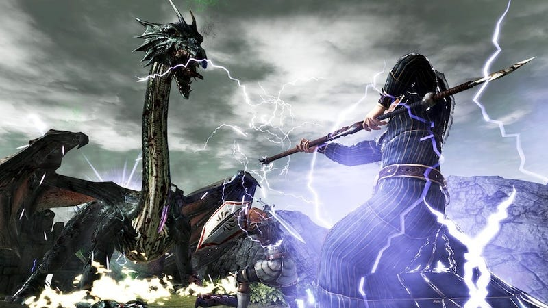Illustration for article titled Is Dragon Age III The Game EA Just Delayed?
