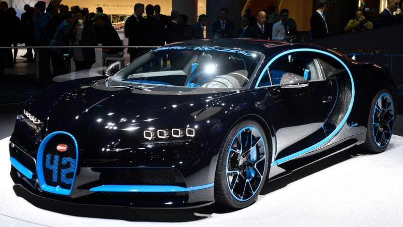 Bugatti's Recalls Are A Little Different Than Everyone Else's