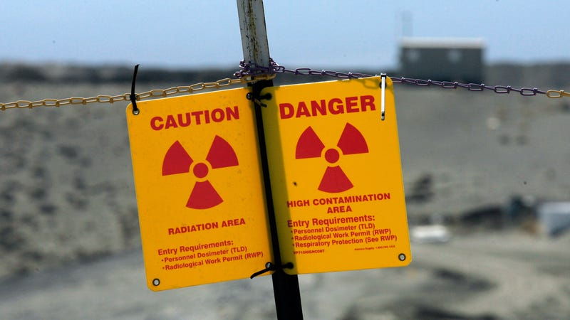 Hanford Nuclear Reservation near Richland, Washington