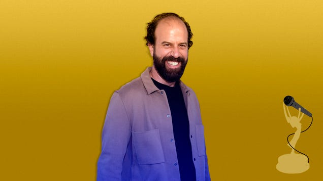 "Brett Gelman talks Stranger Things, the ""dark nobility"" of his Fleabag character—and ""iBrain"""