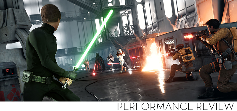 Illustration for article titled Star Wars: Battlefront PC Benchmarks: A Small Show Of Force
