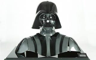 Illustration for article titled Become the Real Darth Vader For as Little as $250,000