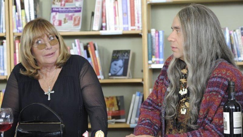 "Illustration for article titled Portlandia: ""Feminist Bookstore 10th Anniversary"""