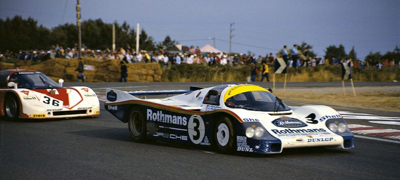 Illustration for article titled Own A Le Mans-Winning Porsche 956 For The Low, Low Price Of $9 Million