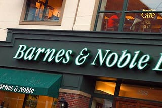 """Illustration for article titled Barnes and Noble Announces """"World's Largest eBookstore"""", Upcoming eReader"""