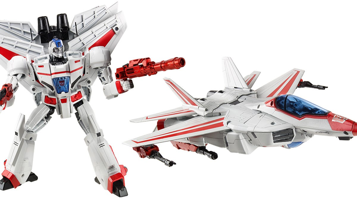 Jetfire One Of The Best Transformers Toys From The 80s Is Back