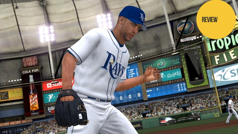 Illustration for article titled MLB 2K12: The Kotaku Review