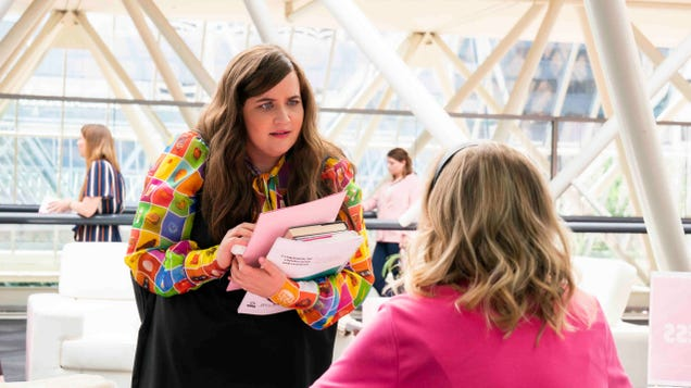 Shrill's second season traces the exquisite joy and pain of growing up