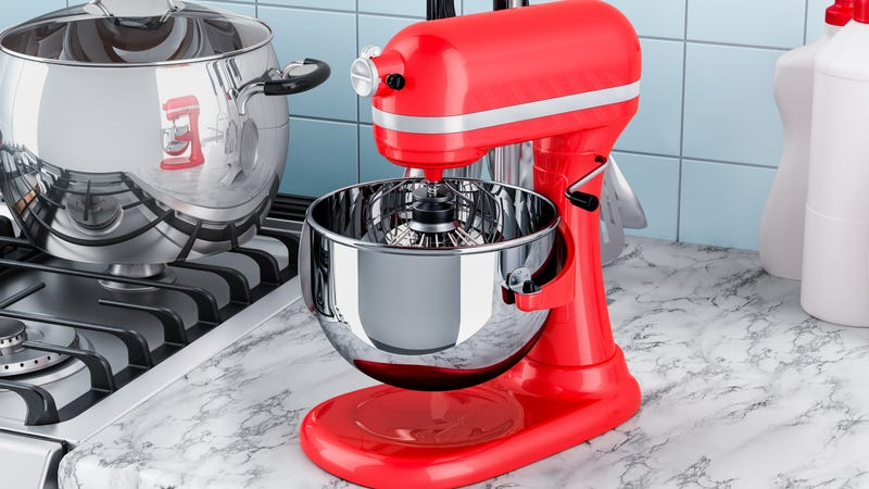 Illustration for article titled Most searched-for KitchenAid color isn't red, blue, or chrome