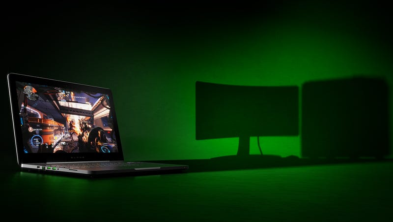 Shadows of the Gaming PC, by Razer's Marketing Team.