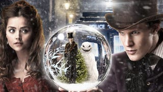 Illustration for article titled Spoiler Free Review of the Doctor Who Christmas Special