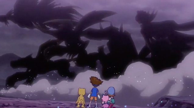 Digimon Adventure Teased Its Big Bad by Establishing a Wild New Canon
