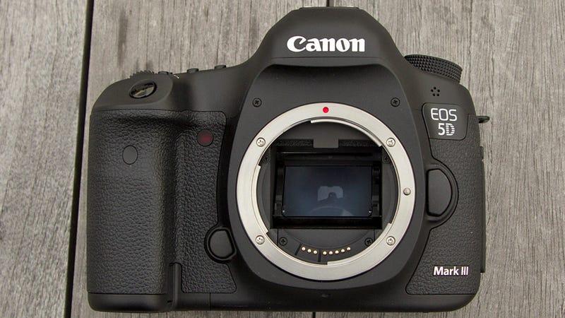 Canon EOS 5D Mark III Body, $1899