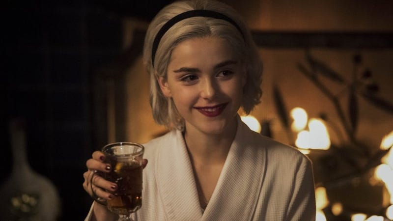 Illustration for article titled Praise Satan, Chilling Adventures of Sabrina Has Been Renewed for Seasons 3 and 4