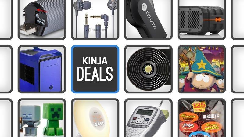 Illustration for article titled The Best Deals for October 16, 2014