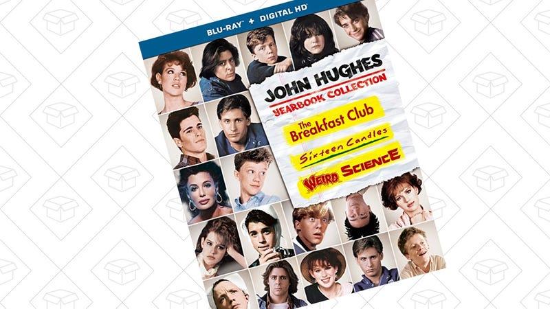 John Hughes Yearbook Collection  | $15 | Amazon