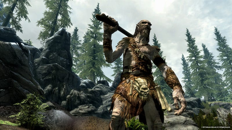 Illustration for article titled Skyrim Gets Patched—Just Not for the PS3, Yet