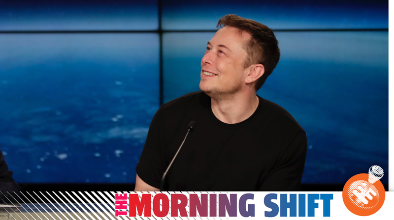 Illustration for article entitled Elon Musk Really, really believes that Teslas is gaining in value, God bless him.
