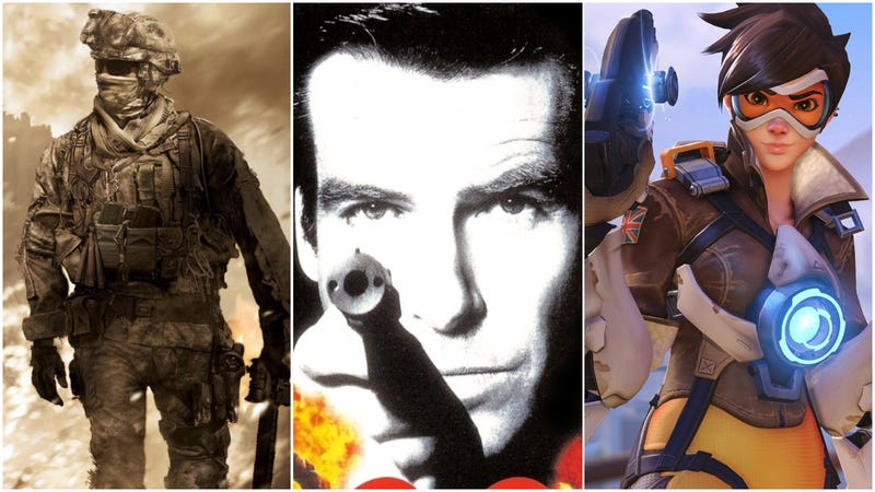 Poll: Japan's Favorite First Person Shooters (And Third Person Shooters)