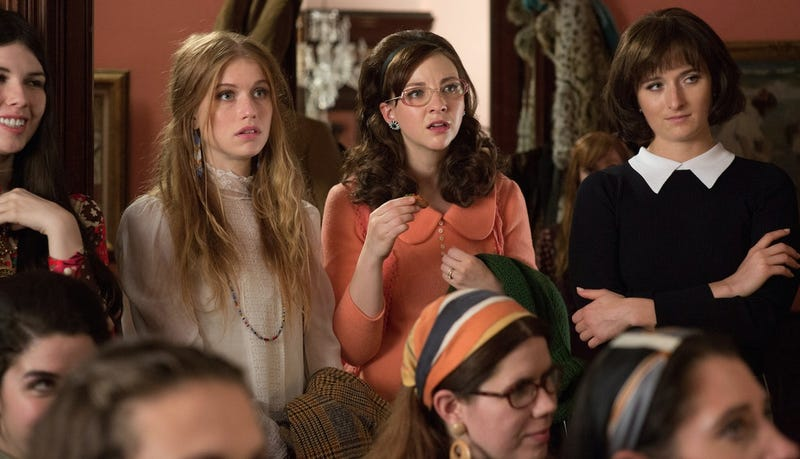 Good Girls Revolt Surprisingly Made Me Want To