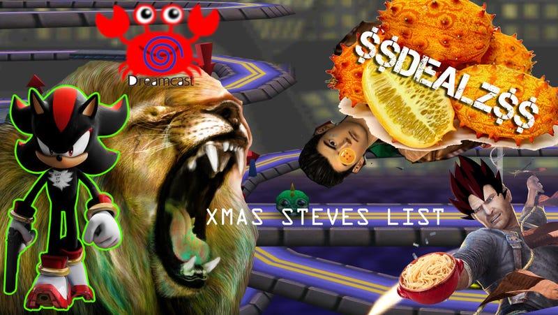 Illustration for article titled Steve's 2016 Secret Santa Gift Guide