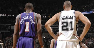 Illustration for article titled The Spurs Fan Solution: Sit Duncan!
