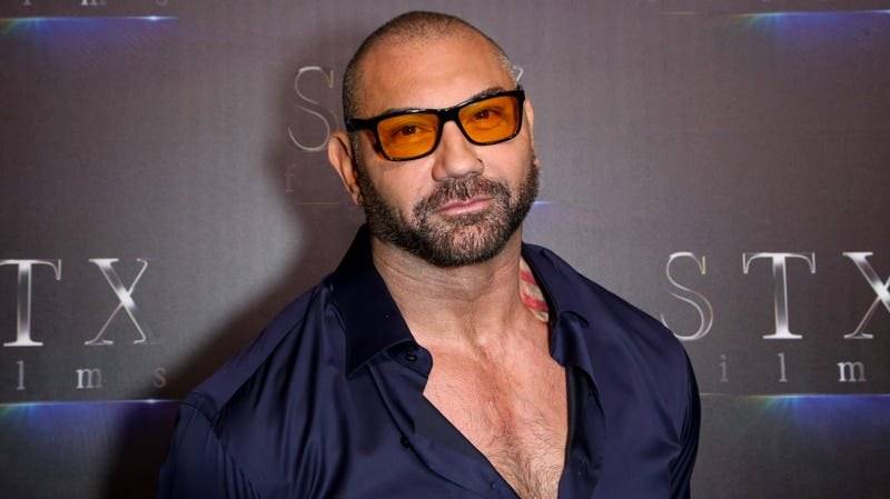 Illustration for article titled Sure, we'll watch Dave Bautista beat the crap out of a bunch of zombies