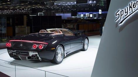Christian Von Koenigsegg Specs His 1 9 Million Supercar