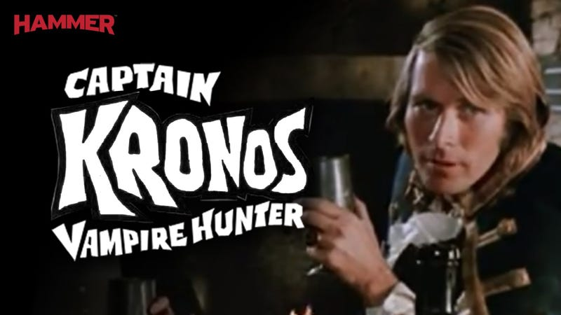 "Illustration for article titled Cult classic ""Captain Kronos Vampire Hunter"" will be turned into an ongoing Titan Comics series"