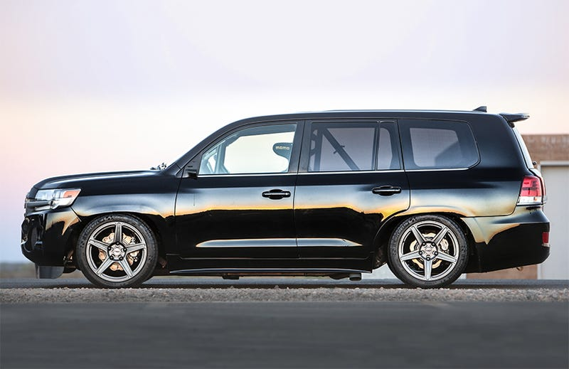 Kind of looks like a Subaru Forester from here. (Photo Credits: Toyota)