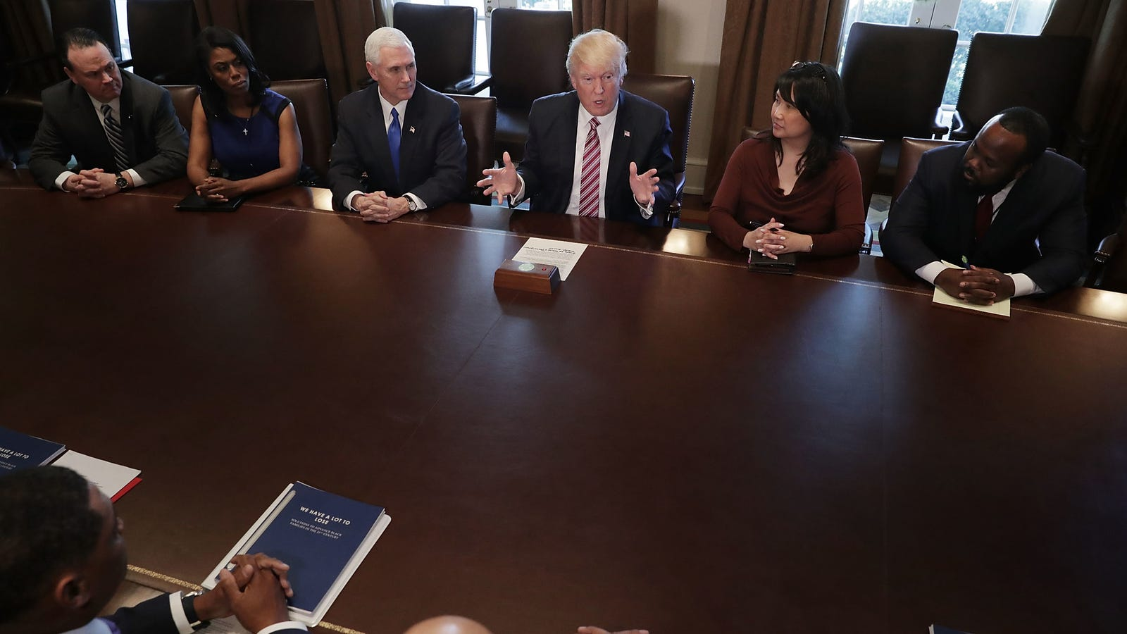 'Everyone Knows' Former White House Staffer Omarosa Loved Taping Meetings