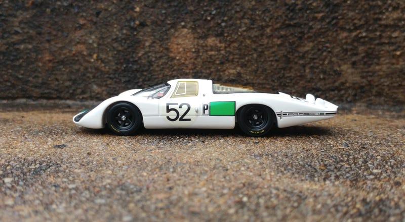 Teutonic Tuesday] Enduring Legends: Porsche 907
